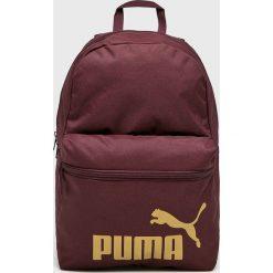 Puma - Plecak. Brązowe plecaki damskie Puma, z poliesteru. Za 89,90 zł.