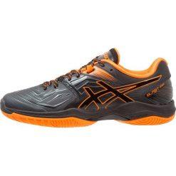 ASICS BLAST FF Obuwie do siatkówki black/shocking orange. Czarne buty do siatkówki męskie marki Asics, z gumy. Za 589,00 zł.