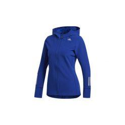 Bluzy adidas  Kurtka Response. Niebieskie bluzy damskie Adidas, l. Za 269,00 zł.