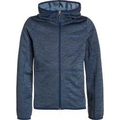 Columbia S'MORE ADVENTURE FULL ZIP HOODIE Kurtka z polaru carbon heather. Niebieskie kurtki dziewczęce Columbia, s, z materiału. Za 169,00 zł.