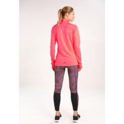 Bluzy damskie: Craft PIN HALFZIP  Bluza z polaru panic melange