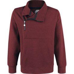 RED by EMP Out Of Bounds Bluza bordowy. Czerwone bluzy męskie rozpinane marki KALENJI, m, z elastanu, z długim rękawem, długie. Za 149,90 zł.