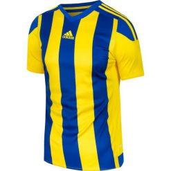 T-shirty chłopięce: Adidas Koszulka piłkarska adidas Striped 15 Junior r. 152