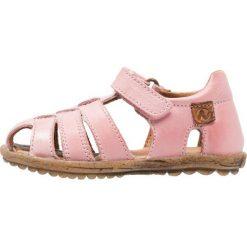 Naturino SEE Sandały rosa. Czerwone sandały chłopięce Naturino, z materiału. Za 299,00 zł.