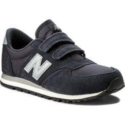 Trampki chłopięce: Sneakersy NEW BALANCE – KE420NHY Szary
