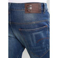 GStar ARC 3D SLIM Jeansy Slim fit cavell stretch denim. Niebieskie jeansy męskie relaxed fit G-Star, z bawełny. W wyprzedaży za 511,20 zł.