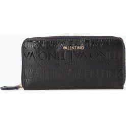 Valentino - Portfel damski – Serenity, niebieski. Niebieskie portfele damskie Valentino, z napisami. Za 229,95 zł.