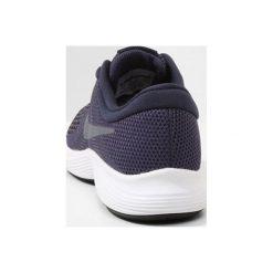 Nike Performance REVOLUTION 4 Obuwie do biegania treningowe neutral indigo/light carbon/obsidian/black/white. Niebieskie buty do biegania damskie Nike Performance, z materiału. Za 189,00 zł.