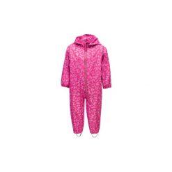 TICKET TO  HEAVEN Kombinezon Kody Gummi Magenta - czerwony - Gr.Moda (6 - 24 miesięcy ). Czerwone kombinezony niemowlęce TICKET TO, z bawełny, z kapturem. Za 189,00 zł.