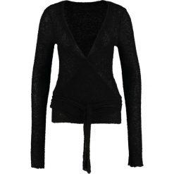 Swetry klasyczne damskie: Deha Sweter black
