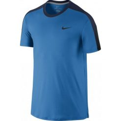 Nike Koszulka męska Team Court Crew M niebieski r. M (644784-435). Niebieskie koszulki sportowe męskie Nike, m. Za 104,94 zł.