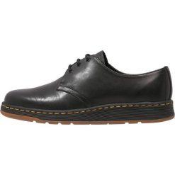 Dr. Martens CAVENDISH Sznurowane obuwie sportowe black. Czarne buty sportowe damskie Dr. Martens, z gumy. Za 609,00 zł.