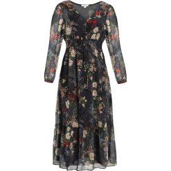 Długie sukienki: Springfield VESTIDO FLOR MODA MIDI Długa sukienka greys