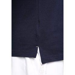 Nike Performance HERITAGE  Koszulka polo obsidian/white. Niebieskie koszulki polo marki Nike Performance, m, z bawełny. W wyprzedaży za 125,30 zł.