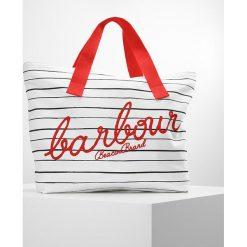 Barbour LITTLEHAVEN TOTE ZIP Torba na zakupy signal. Białe torebki klasyczne damskie Barbour. Za 339,00 zł.