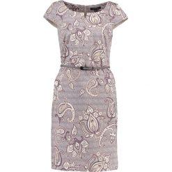 Sukienki hiszpanki: comma Sukienka letnia taupe