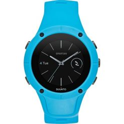 Suunto SPARTAN TRAINER WRIST HR Zegarek cyfrowy blue. Niebieskie, cyfrowe zegarki męskie Suunto. W wyprzedaży za 943,20 zł.