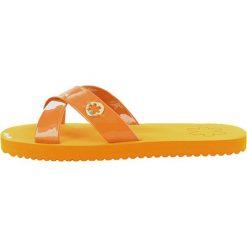 """Klapki damskie: Klapki """"Original Cross"""" w kolorze pomarańczowym"""