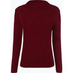 Marie Lund - Sweter damski, czerwony. Niebieskie swetry klasyczne damskie marki ARTENGO, z elastanu, ze stójką. Za 229,95 zł.