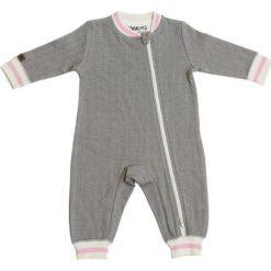 Pajacyki niemowlęce: Pajacyk w kolorze szarym