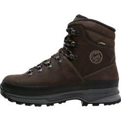 Lowa RANGER III GTX Buty trekkingowe schiefer. Brązowe buty trekkingowe męskie Lowa, z gumy, outdoorowe. Za 1079,00 zł.