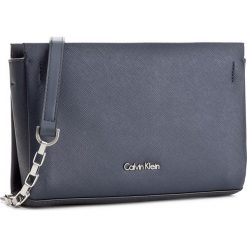 Torebka CALVIN KLEIN BLACK LABEL - M4rissa Crossbody Clutch K60K602107  Cluth 411. Czarne listonoszki damskie marki Calvin Klein Black Label. W wyprzedaży za 299,00 zł.