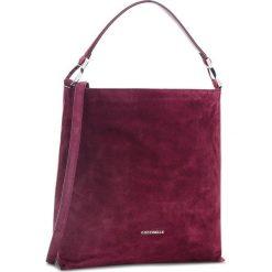 Torebka COCCINELLE - CI1 Keyla Suede E1 CI1 13 02 01 Grape R04. Czerwone torebki klasyczne damskie Coccinelle, ze skóry. Za 1249,90 zł.
