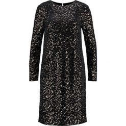 Hobbs MIA  Sukienka koktajlowa black/gold. Niebieskie sukienki koktajlowe marki Hobbs, z materiału. W wyprzedaży za 427,60 zł.