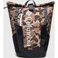 Columbia - Plecak 25 l. Czarne plecaki męskie Columbia, w paski, z poliesteru. Za 299,90 zł.