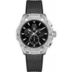 ZEGAREK TAG HEUER AQUARACER CAY1110.FT6041. Czarne zegarki męskie marki KALENJI, ze stali. Za 8180,00 zł.