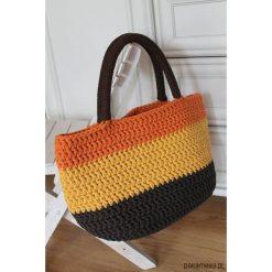 Koszyk Tropicana (na ramię). Szare torby na laptopa marki Pakamera, na ramię. Za 156,00 zł.