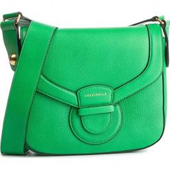 Torebka COCCINELLE - DS0 Vega E1 DS0 12 01 01 Alien Green G05. Zielone listonoszki damskie Coccinelle, ze skóry. Za 1499,90 zł.