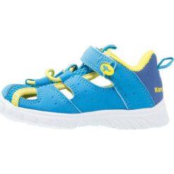 Sandały chłopięce: KangaROOS ROCK LITE  Sandały trekkingowe blue/yellow