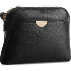 Torebka COCCINELLE - CV3 Mini Bag E5 CV3 55 D3 07 Noir 001. Czarne listonoszki damskie Coccinelle, ze skóry. W wyprzedaży za 489,00 zł.