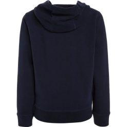 Hackett London Bluza rozpinana navy. Niebieskie bluzy chłopięce rozpinane marki Hackett London, z bawełny. W wyprzedaży za 255,20 zł.