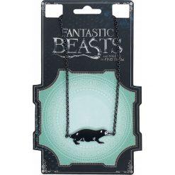 Fantastic Beasts Niffler Naszyjnik czarny. Czarne naszyjniki damskie Fantastic Beasts. Za 62,90 zł.