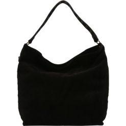 Shopper bag damskie: Vanessa Bruno HOBO Torba na zakupy noir