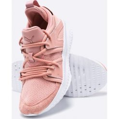 Puma - Buty Tsugi Blaze Wn's. Szare buty sportowe damskie marki Puma, z materiału. W wyprzedaży za 299,90 zł.