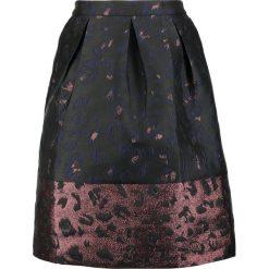 Spódniczki trapezowe: YAS YASEMMA Spódnica trapezowa black
