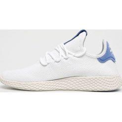 Adidas Originals - Buty Pw Tennis Hu. Szare buty sportowe damskie marki adidas Originals, z gumy. W wyprzedaży za 349,90 zł.