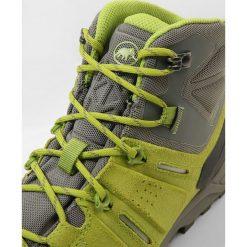 Buty trekkingowe męskie: Mammut ALNASCA PRO MID GTX MEN Buty trekkingowe sprout/grey