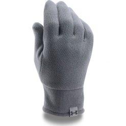 Rękawiczki męskie: Under Armour Rękawiczki męskie Men's Wool Glove szare r. S (1300084-040)