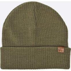 Medicine - Czapka 5Turn Of Season. Brązowe czapki zimowe męskie marki MEDICINE, na zimę, z dzianiny. W wyprzedaży za 19,90 zł.