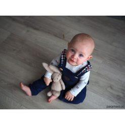 Spodnie niemowlęce: Ogrodniczki Królik Henry