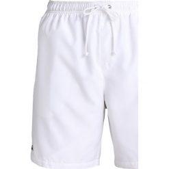 Bermudy męskie: Lacoste Sport Krótkie spodenki sportowe white