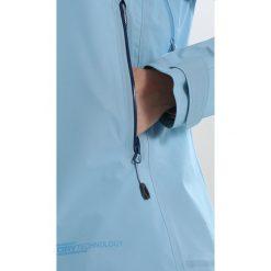 Mammut MASAO LIGHT HOODED JACKET WOMEN Kurtka przeciwdeszczowa whisper. Niebieskie kurtki sportowe damskie Mammut, m, z materiału, outdoorowe. W wyprzedaży za 944,25 zł.