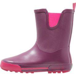 Buty zimowe damskie: Kamik RAINPLAY UKUT Kalosze dark purple/rose