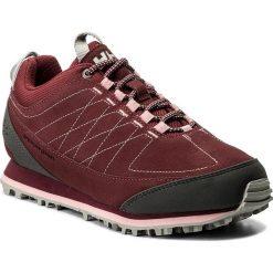 Trekkingi HELLY HANSEN - Vinstra 112-43.117 Port/Blush/Ebony/New Light Grey. Czerwone buty trekkingowe damskie Helly Hansen. W wyprzedaży za 269,00 zł.