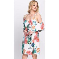 Sukienki: Biała Sukienka New Rules