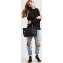 Shopper bag damskie: L.Credi Torba na zakupy black